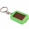 Φακός LED με Φωτοκύτταρο Ηλιακής Ισχύος Πράσινο