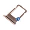 Sim Holder for Iphone 8 Χρυσό (OEM)