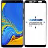 Προστατευτικό Οθόνης Full Face 9H Tempered Glass για Samsung Galaxy A9 2018  Black (OEM)