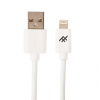 Καλώδιο φόρτισης IFROGZ UniqueSync Lightning Cable 3m για iPhone / iPad / iPad  - Άσπρο