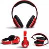 Αναδιπλωμενα Bluetooth ακουστικα P15 σε κοκκινο χρωμα