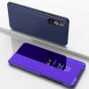 Θήκη Clear View για Xiaomi Mi A3 Μοβ (OEM)