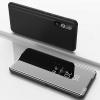 Θήκη Clear View για Xiaomi Mi A3 Μαύρο (OEM)
