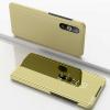 Θήκη Clear View για Xiaomi Mi A3 Χρυσό (OEM)