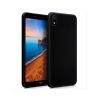 Back Cover Σιλικόνης για το Xiaomi Redmi 7A Μαύρο (OEM)