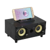 JH-108 Φορητό Ηχείο Bluetooth με FM Ράδιο - Μαύρο