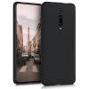 Back Cover Σιλικόνης TPU για το Xiaomi Redmi Μι 9Τ / Κ20 Pro - Μαύρο (OEM)
