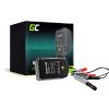 Green Cell ACAGM05 Universal Φορτιστής AGM Μπαταρίας Μοτοσυκλέτας 2V, 6V και 12V 0.6A