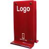 Επιτραπέζιος Ηλιακός Φορητός Φορτιστής 4Power Κόκκινο