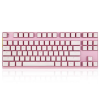 Motospeed CK82 με Backlight Gaming Keyboard Μπλε Διακόπτες - Ροζ