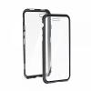 Senso Μεταλλική Μαγνητική Θήκη μπρος και πισω 360 μοιρών για Iphone 7 / 8 ΜΑΥΡΟ (OEM)