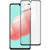 Προστατευτικό οθόνης 9H Tempered Glass Full Face για Samsung Galaxy A12 Black (oem)