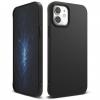 """Θήκη Σιλικόνης για Apple iPhone 12 6.1"""" ΜΑΥΡΗ (ΟΕΜ)"""