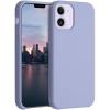 """Θήκη Σιλικόνης για Apple iPhone 12 mini 5.4"""" ΜΩΒ(ΟΕΜ)"""