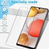 Full Face Γυαλί 9H Tempered Glass για SAmsung A42 Διαφανές (oem)