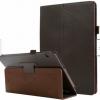 Θήκη συνθετικής δερματίνης για τάμπλετ Huawei MediaPad  T5 10 (brown) (OEM)