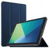 Trifold  θηκη βιβλιο για Samsung Galaxy Tab A7 10.4 inch 2020 [SM-T500/T505/T507] (Μπλε Σκουρο)