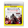 PS3 GAME - Assassin's Creed II Game of the Year Edition Platinum