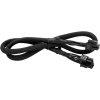 Καλώδιο τροφοδοσίας CORSAIR TYPE 4 SLEEVED BLACK EPS/12V CPU CABLE