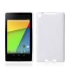Θήκη Σιλικόνης για το Asus Google Nexus7 FHD 2nd Λευκή (OEM)