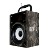 BBX5 CAMO AUDIOBOX  BLUETOOTH MP3 HXEIO ME FM ΡΑΔΙΟ ΣΧΕΔΙΟ ΠΑΡΑΛΛΑΓΗΣ