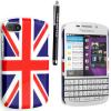 Σκληρή Θήκη Πίσω Κάλυμμα για BlackBerry Q10 Σημαία Αγγλίας (ΟΕΜ)