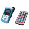 Car MP3 Player FM Transmitter Γαλάζιο