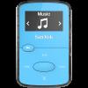 SanDisk Sansa Clip Sport 8GB MP3 Player with Radio and Expandable MicroSD/SDHC Slot μπλέ SDMX24-008G-G46K
