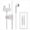 i5 cool Partner - Φορτιστής και μονό ακουστικό handsfree σε ένα καλώδιο για iPhone 5 / 6