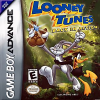 GBA GAME - Looney Tubes Back in Action (ΜΤΧ)