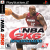 PS2 GAME - NBA 2K6 (ΜΤΧ)
