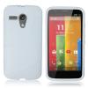 Motorola Moto G / Moto G X1032 - Θήκη TPU GEl S-Line Λευκή (OEM)
