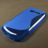 Θήκη TPU GEL S-Line για Alcatel One Touch Pop C5 (OT-5036D) Μπλέ (OEM)
