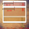 10.1 Fpc-220-V0 HN 1045-FPC-V1 Οθονη Αφής ΑΣΠΡΗ