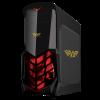 Kουτι για υπολογιστη ARMAGGEDDON VULCAN V1FX (ΜΑΥΡΟ)