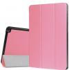 Θήκη Tri-fold με πίσω κάλυμμα σιλικόνης / Slim Book Case για το Samsung Galaxy TAB S 8.4 T700-T705 ΡΟΖ  (oem)