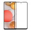 Προστατευτικό οθόνης 9H Tempered Glass Full Face για Samsung Galaxy A42 Black (oem)