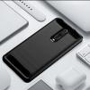 Θήκη  TPU σιλικονη Carbon Fiber Armor Shockproof   πίσω κάλυμμα για Xiaomi Mi 9T / Redmi K20 Pro Μαύρο (oem)