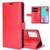 Θήκη Δερματίνης για Samsung A32 5G -  Κοκκινο (ΟΕΜ)