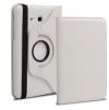 Δερμάτινη Θήκη Περιστρεφόμενη για το Samsung Galaxy Tab 3 Lite 7.0 Λευκή (OEM)