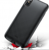 iPhone X Xs 4000mAh Slim θηκη - Powerbank  Black (oem)