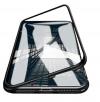 Μεταλλική Μαγνητική Θήκη  μπρος  και πισω 360 μοιρών για SAMSUNG GALAXY A70 ΜΑΥΡΟ (OEM)
