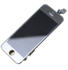 iPhone 5 Complete Lcd And Digitizer With Frame in Silver With Home Button