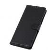 Θήκη βιβλιο για Xiaomi Note 9s Clear view Black (OEM)