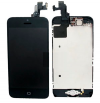 iPhone 5C LCD Οθόνη With Digitizer Assembly Μαύρο