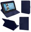 """Δερμάτινη Θήκη για Tablet 7"""" Μπλε (OEM)"""