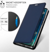 Μαγνητικη Θήκη Δερματίνης για Samsung A52 5G -  Μπλε Σκουρο  (ΟΕΜ)