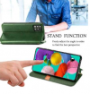 Θήκη Δερματίνης για Samsung A52 5G - Σκουρο Πρασινο (ΟΕΜ)
