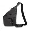 ARCTIC HUNTER τσάντα crossbody (ΧΙΑΣΤΗ) XB00041-BK, αδιάβροχη, μαύρη