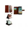 Xiaomi MI 10T Θήκη Book Wallet Δερματίνης με κούμπωμα - Καφε